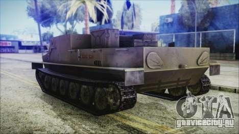 BTR-50 для GTA San Andreas вид слева