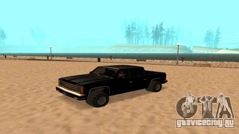 FBIranch By MarKruT для GTA San Andreas