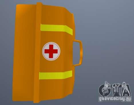 Аптечка Скорой Помощи для GTA San Andreas третий скриншот