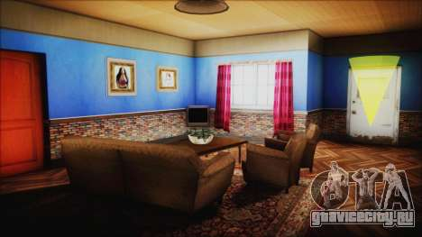 CJ House New Interior для GTA San Andreas пятый скриншот