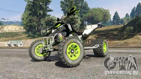 Yamaha YZF 450 ATV Monster Energy для GTA 5