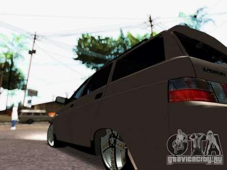 ВАЗ 2111 Tuning для GTA San Andreas вид справа