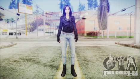 Marvel Future Fight Jessica Jones v1 для GTA San Andreas второй скриншот