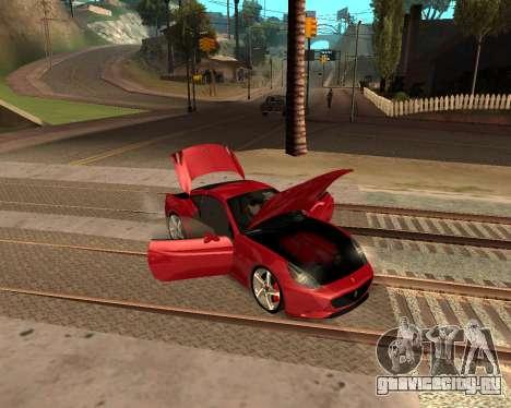 Car Accessories Script v1.1 для GTA San Andreas третий скриншот