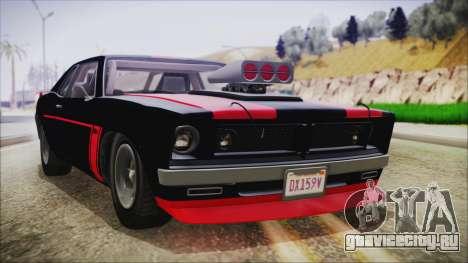 GTA 5 Declasse Tampa IVF для GTA San Andreas