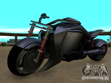 Krol Taurus concept HD ADOM v2.0 для GTA San Andreas вид сзади