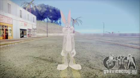 Bugs Bunny для GTA San Andreas второй скриншот
