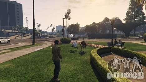 The Force Unleashed для GTA 5 пятый скриншот