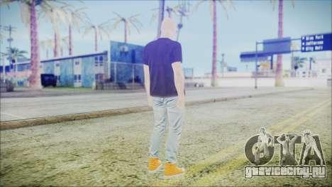 GTA Online Skin 55 для GTA San Andreas третий скриншот