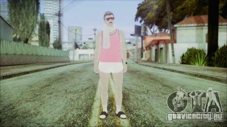 GTA Online Skin 36 для GTA San Andreas второй скриншот