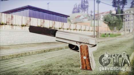 Wildey Magnum для GTA San Andreas второй скриншот
