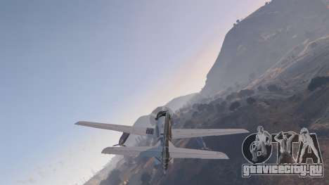 Embraer A-29B Super Tucano House для GTA 5 пятый скриншот
