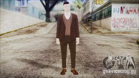 GTA Online Skin 14 для GTA San Andreas второй скриншот