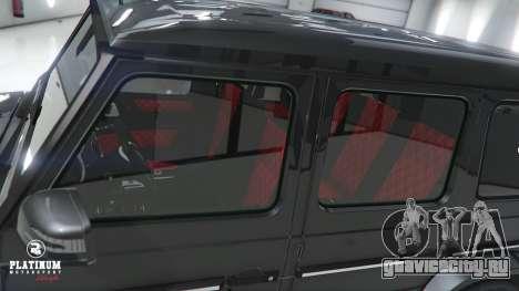 Mercedes-Benz G63 AMG v1 для GTA 5