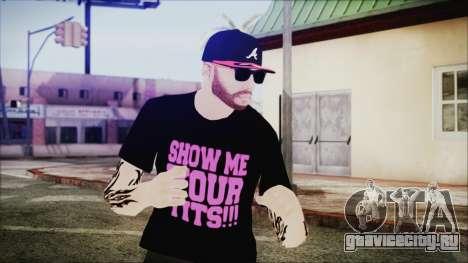 GTA Online Skin 48 для GTA San Andreas