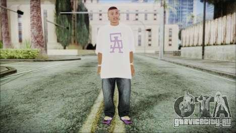 GTA 5 Ballas 1 для GTA San Andreas второй скриншот