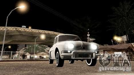 Willys-Overland Gordini III 1966 - Beta для GTA San Andreas