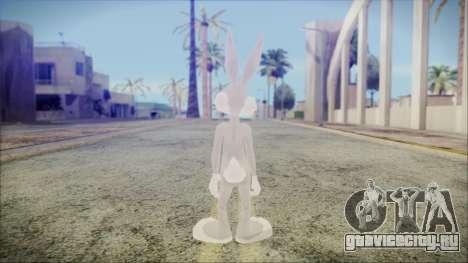Bugs Bunny для GTA San Andreas третий скриншот