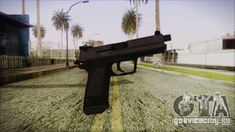 PayDay 2 Interceptor .45 для GTA San Andreas