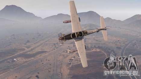 Embraer A-29B Super Tucano House для GTA 5 девятый скриншот