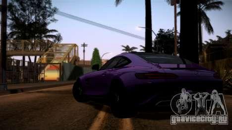 ENB by OvertakingMe (UIF) v2 для GTA San Andreas пятый скриншот