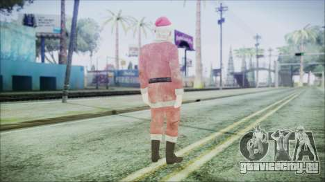GTA 5 Santa Sucio для GTA San Andreas третий скриншот