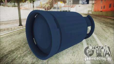 Gas LPG 12 kg для GTA San Andreas третий скриншот