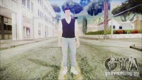 Skin GTA Online Bussines 3 для GTA San Andreas второй скриншот