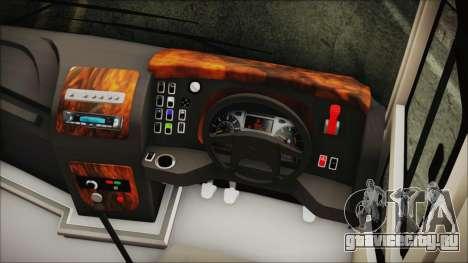 Starbus 34XM для GTA San Andreas вид справа