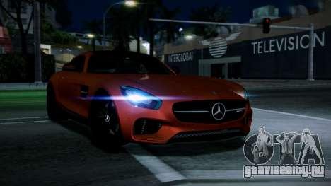 ENB by OvertakingMe (UIF) v2 для GTA San Andreas шестой скриншот