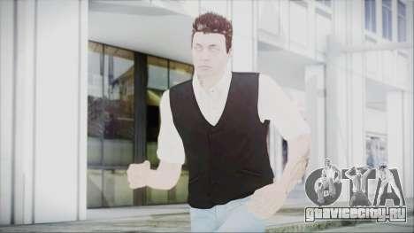 Skin GTA Online Bussines 3 для GTA San Andreas