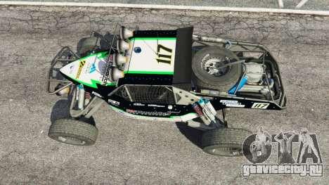Ickler Jimco Buggy [Beta] для GTA 5 вид сзади