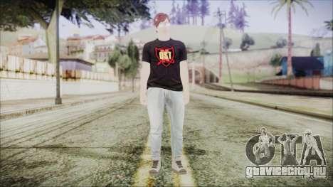 GTA Online Skin 43 для GTA San Andreas второй скриншот