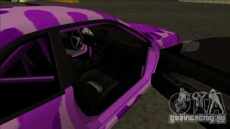 Nissan Skyline R34 Drift для GTA San Andreas вид сбоку