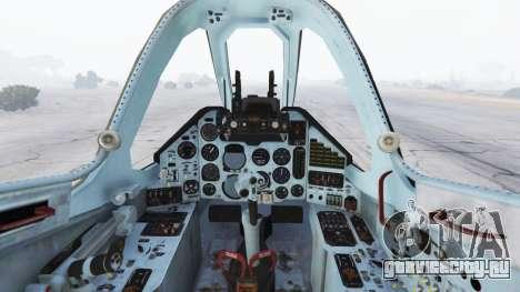 Су-25 v1.1 для GTA 5 пятый скриншот