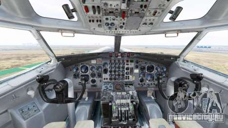 Boeing 707-300 для GTA 5 пятый скриншот