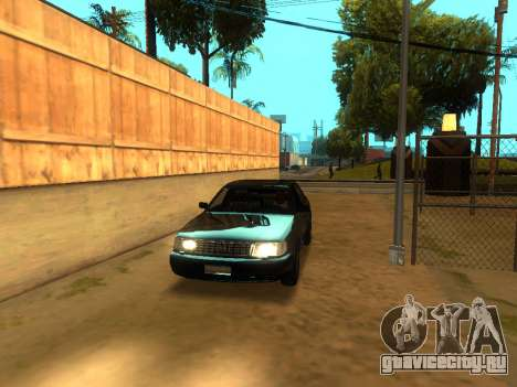 Audi 100 C4 1994 для GTA San Andreas