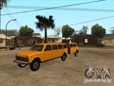 ВАЗ 2131 Гипер для GTA San Andreas