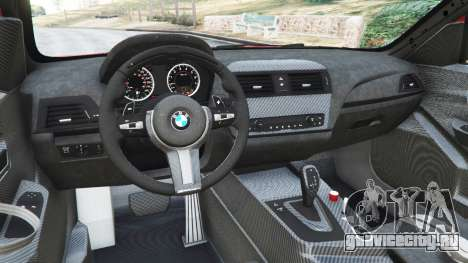 BMW M235i (F22) 2014 для GTA 5 вид сзади справа