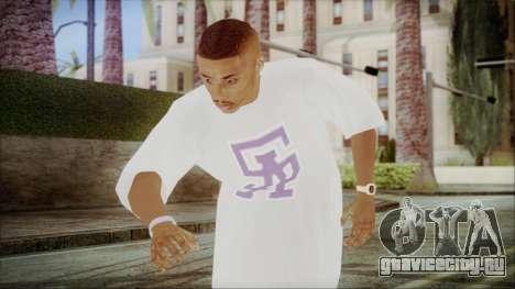 GTA 5 Ballas 1 для GTA San Andreas