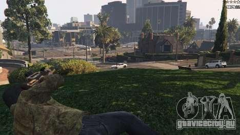 Stance для GTA 5 четвертый скриншот
