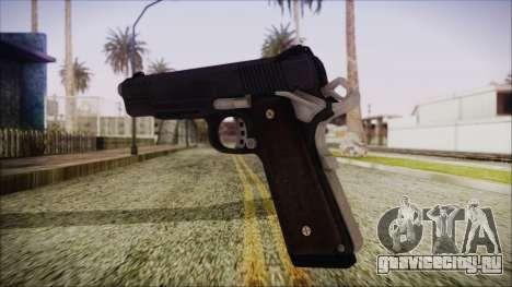 PayDay 2 Crosskill для GTA San Andreas третий скриншот