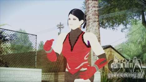 Tekken Tag Tournament 2 Zafina Dress v2 для GTA San Andreas