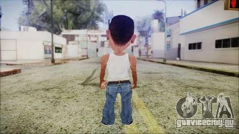 Mini CJ для GTA San Andreas третий скриншот