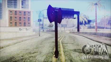 Ax Bass HD from Adventure Time для GTA San Andreas второй скриншот