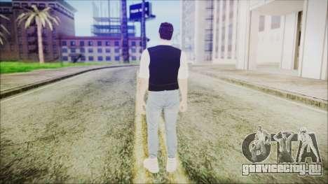Skin GTA Online Bussines 3 для GTA San Andreas третий скриншот