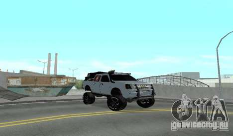 Chevrolet Luv D-MAX 2015 OFF-ROAD ALL-TERRAIN для GTA San Andreas