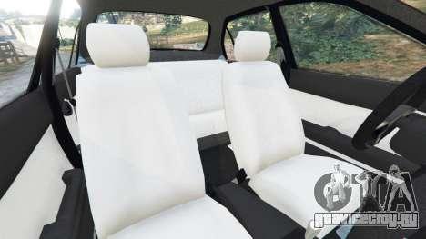 Toyota Corolla 1.6 XEI v1.02 для GTA 5 вид справа