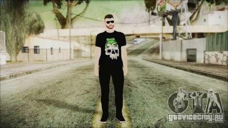 GTA Online Skin 24 для GTA San Andreas второй скриншот
