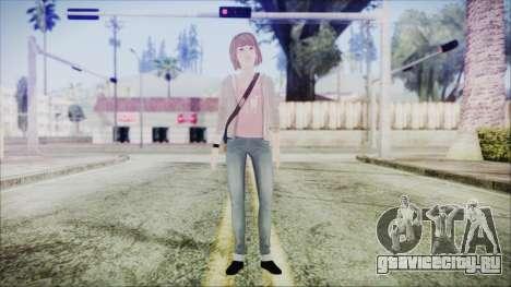 Life is Strange Episode 1 Max для GTA San Andreas второй скриншот